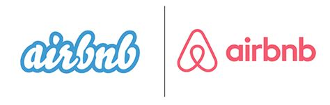 airbnb history top 10 best and worst company logo redesigns ever