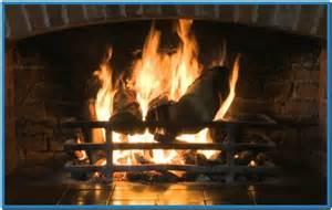 fireplace screensaver mac free