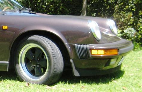 Difference Between Porsche 911 And 912 by 930 911 Front Valence Differences Pelican Parts