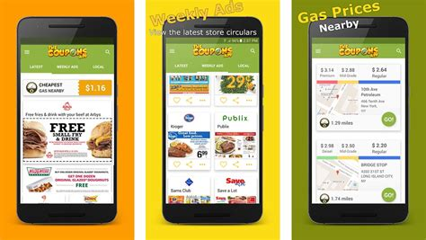 10 best coupon apps for android pyntax