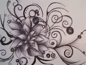 Lotus Flower Drawing Lotus Flower By Firstykylling On Deviantart