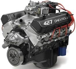Chevrolet 427 Crate Engine Chevrolet 427