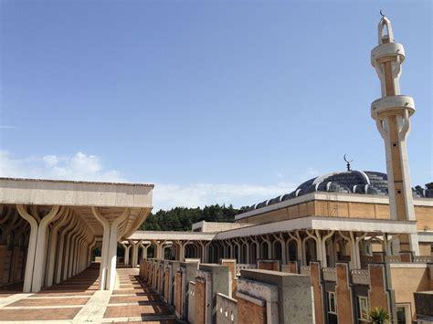 a roma moschea di roma