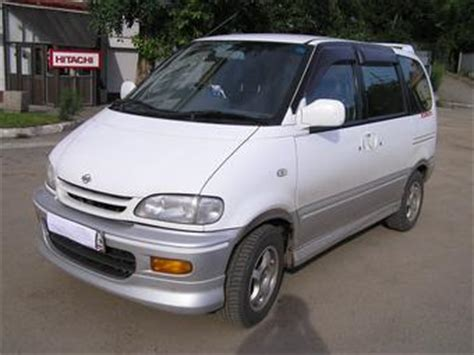 nissan serena 1997 modified 1997 nissan serena partsopen