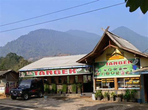 tea factory rumah makan tangek sederhana tapi istimewa
