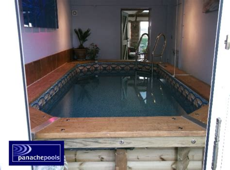 Garage Swimming Pool by Turn Your Garage Into An Indoor Swimming Pool