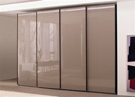 Glass Door Wardrobe Lacquered Glass Sliding Door Wardrobe Sliding Door Wardrobes