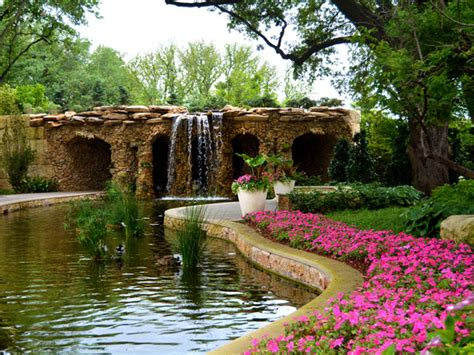 Dallas Botanic Garden Dallas Arboretum And Botanical Garden Hours Tour