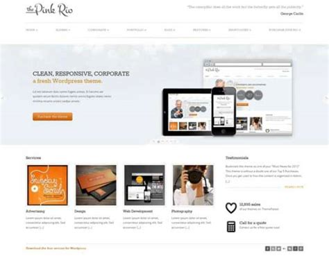 templates responsive free 155 free responsive html5 css3 website templates