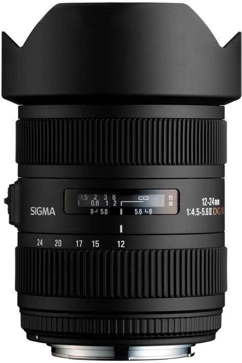 Sigma 12 24mm F45 5 6 Ii Dg Hsm For Nikon 1 sigma 12 24mm f4 5 5 6 ii dg hsm canon specificaties