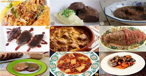 recetas de cocina de carnes recetas de carnes recetas de cocina casera recetas