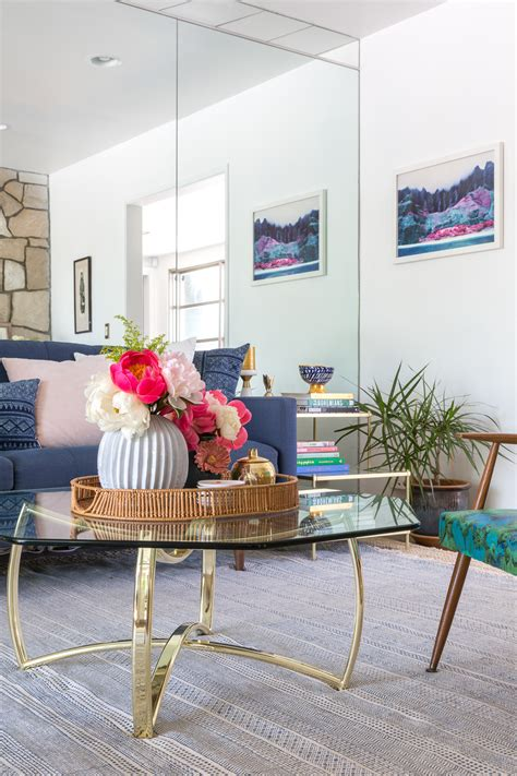 decorating southwestern eclectic midcentury a vintage splendor shares mid century modern eclectic living room