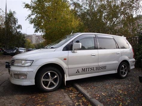 how does cars work 1991 mitsubishi chariot transmission control mitsubishi space wagon 2 4 1998 auto images and specification