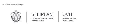 ovh pago de tenencia bienvenido a la oficina virtual de hacienda