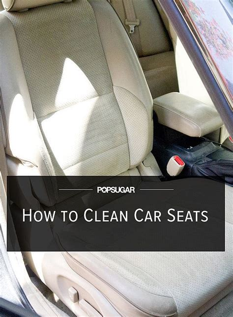 Car Upholstery Washer by Refresh And Clean Your Car Seats With Ease Car