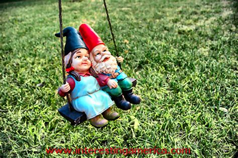 swinging gnome if you are a swinger or know a swinger