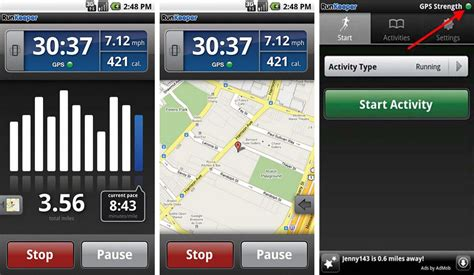 running apps for android best android apps for runners android authority