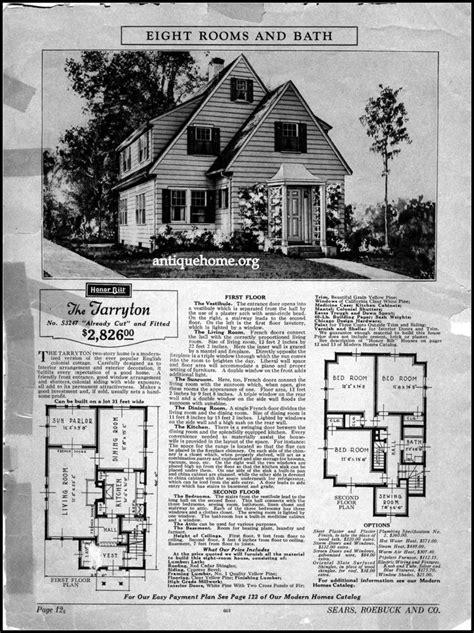 sears roebuck house plans sears roebuck house the tarryton 1926 sears special