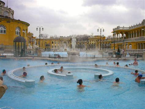 bagni termali bagni termali di budapest