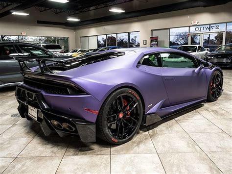 matte purple jeep matte purple lamborghini huracan novara coupe car