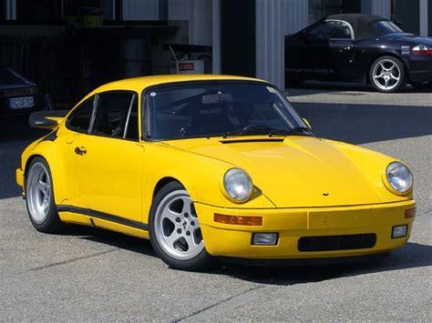 porsche ruf yellowbird the 100 hottest cars of all time porsche 911 1980s and bird