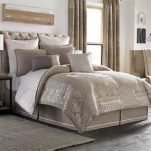 California King Bedding Set Buy Croscill 174 Montrose Reversible California King Comforter Set From Bed Bath Beyond