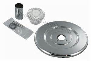 chrome tub shower trim kits for delta valley and moen
