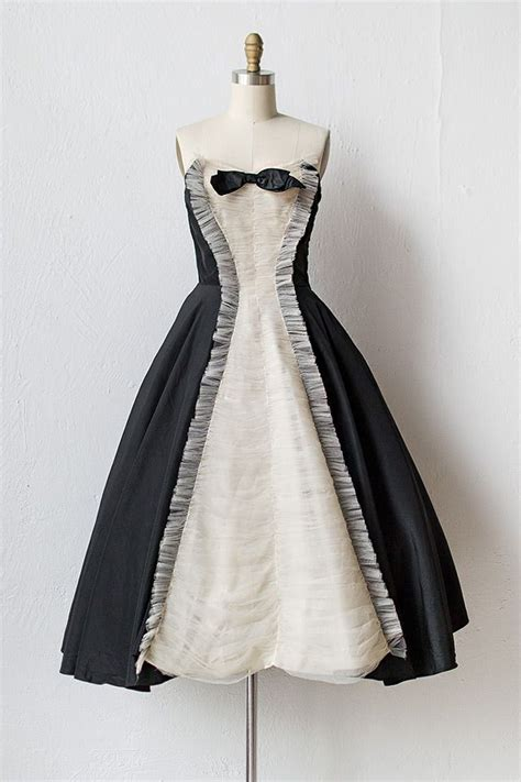 picture of 1950s prom tuxedo pin by pop culture alice on vintage dresses pinterest
