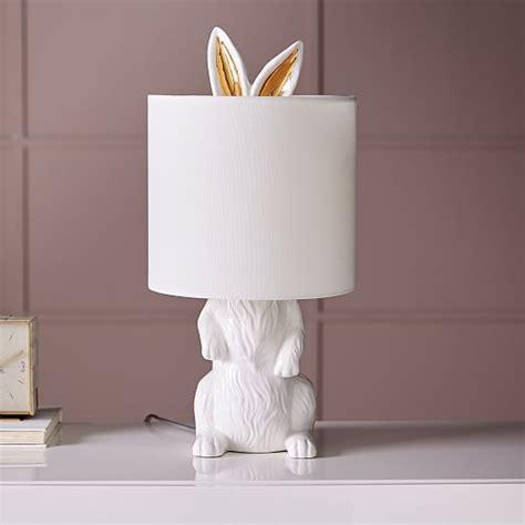 ceramic nature rabbit table ceramic nature rabbit table l west elm