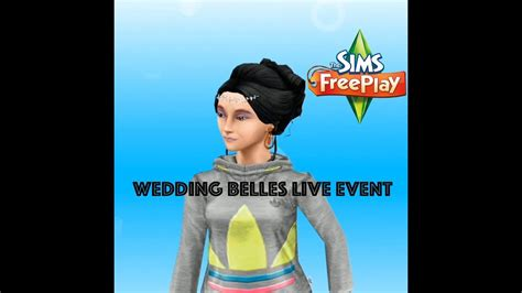 Wedding Belles Live Event In Sims Freeplay by The Sims Freeplay Wedding Belles Live Event Hair Color