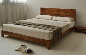 sonora solid low wooden beds bed company