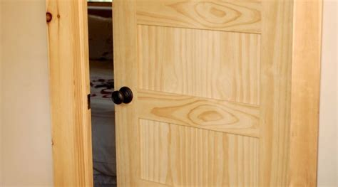Finishing Interior Doors Healthy Home Finishing Techniques Green Home Guide Ecohome