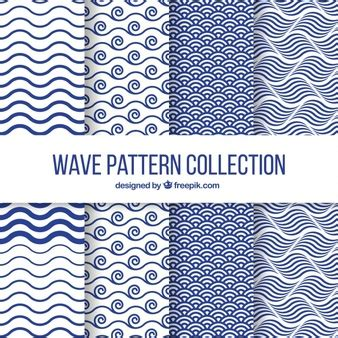 pattern design gang of four wave pattern vectors photos and psd files free download