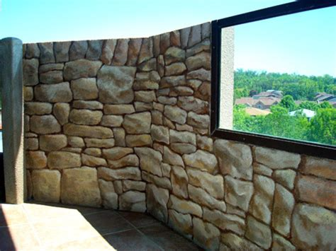how to paint faux rock wall faux finishes faux paint maple newmarket