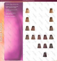 color touch wella color touch color touch plus illumina koleston
