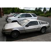 MotorVista Car Pictures  Back To The Future Pic