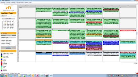 Usine C Calendrier Gestion D Activit 233 S Bureau Et Usine Calendriers Dynamiques