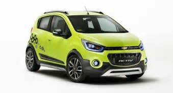 carscoops chevrolet spark