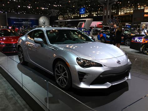 Toyota 86 Usa 2016 Nyias 2017 Toyota 86 Is The New Scion Fr S In The