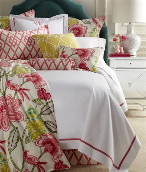 custom bed sheets the custom bedding look lilu interiors