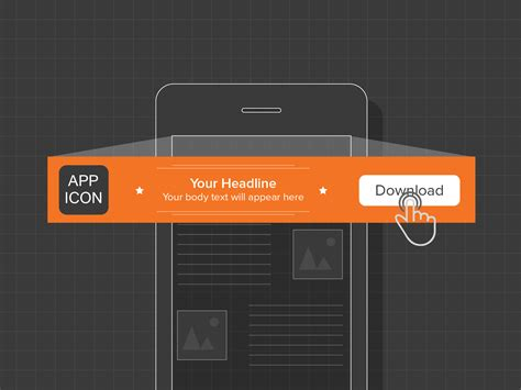 design and make 12 rules to design app banner and make your banner a hit