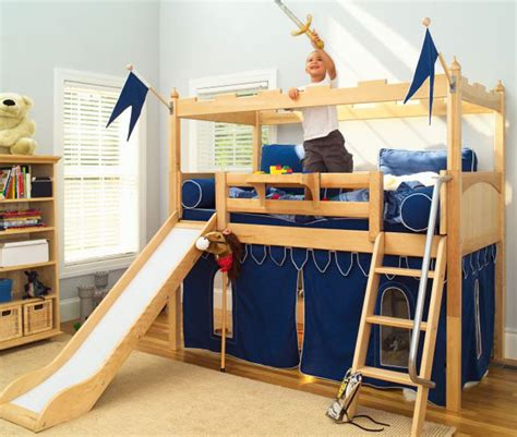 Bunk Bed For Boys by Maxtrix Usa Bedroom Children Furniture For Boys