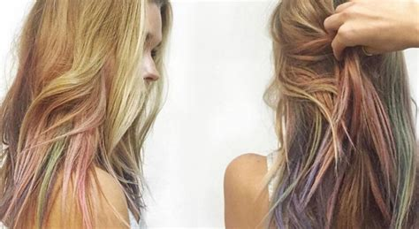 fluid hair painting strayhair