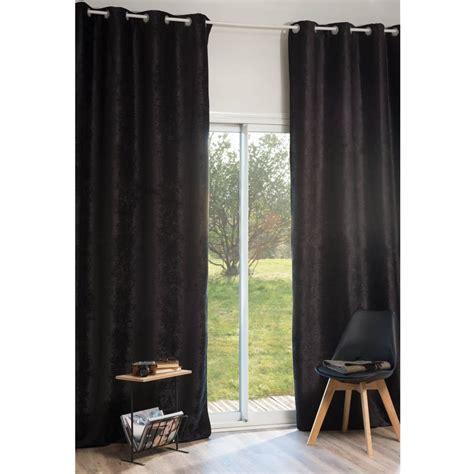 tende in velluto tenda in velluto nero con occhielli al pezzo 140x300 cm