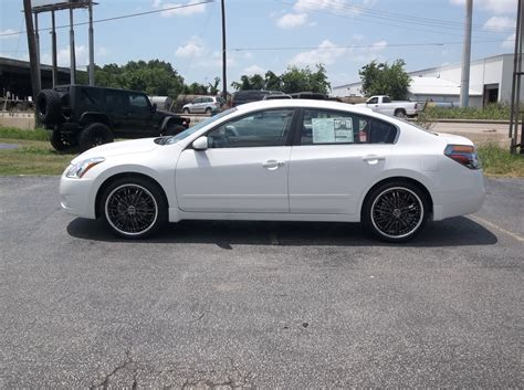 nissan altima white 2012 customers vehicle gallery week ending june 16 2012