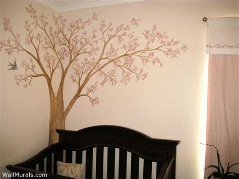 how to paint a wall mural in a bedroom tree wall murals 50 hand painted tree wall mural exles