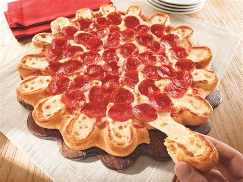 pizza hut debuts crazy cheesy crust serious eats
