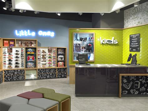 kid shoe store 187 retail design
