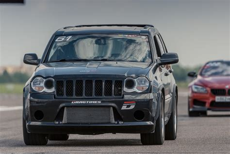 srt8 jeep turbo fastest and quickest jeep srt8 on 1000 m youtube