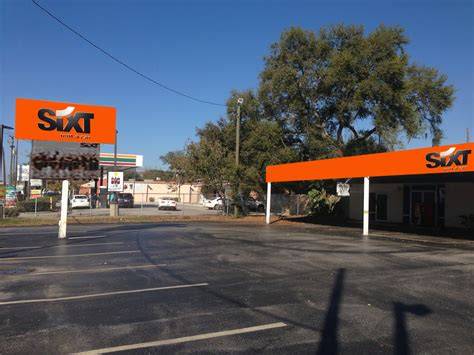 sixt car rental  tampa airport sixt car rental blog